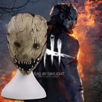 Game Dead by Daylight The Trapper Mask Cosplay Helmets Masks  Breathable Latex  Adult Halloween Party