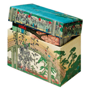 Japanese Prints Notecard Box