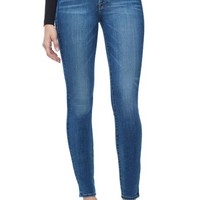 Good American Good Waist High Waist Skinny Jeans (Blue 093) (Extended Sizes) | Nordstrom