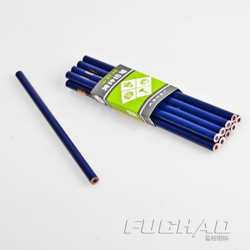 blue cloth pencil Crayon  xianhe(chinese)  sewing use Wood Color Pencil