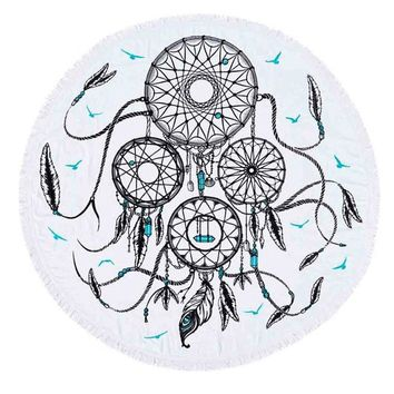 Dreamcatcher Beach Towel