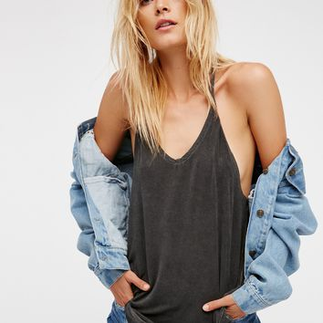Free People Nectarine Tank