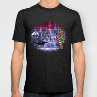 Final Fantasy Bahamut Battle T-shirt by likelikes | Society6