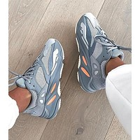 Adidas Yeezy 700 Runner Boost Fashion Women Men Casual Running Sport Shoes Sneakers 5#