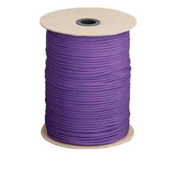 Elite Parachute Cord 1000 Spool - Purple