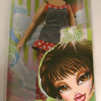 Bratz Sleep Over Doll Jade Girls Passion Fashion Slumber Party Polka Dot Pajamas
