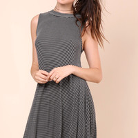 Jac Parker Dressed To The Lines Dress