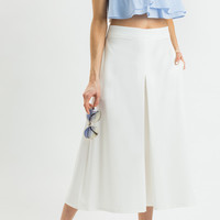 Kelly Ivory Culottes