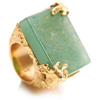 Yves saint laurent jewellery GREEN - Polyvore