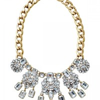 Ecstasy Statement Necklace - Happiness Boutique