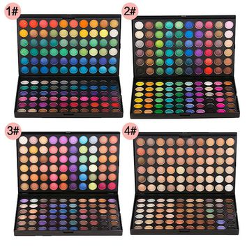 120 Color Eyeshadow Makeup Palette