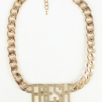 Solid Champ Necklace