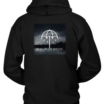 Bring Me The Horizon That'S The Spirit Hoodie Two Sided