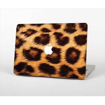 "The Real Cheetah Print Skin Set for the Apple MacBook Pro 13"" with Retina Display"