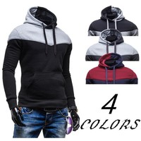 Pullover Winter Men Casual Sports Slim Men's Fashion Hoodies [10669405059]