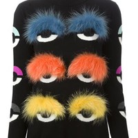 Fendi Bag Bugs Sweater - Smets - Farfetch.com