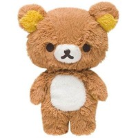 Rilakkuma brown teddy bear plush toy by San-X - Plush Toys - Stationery