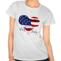 Independence Day Tie Shirt from Zazzle.com