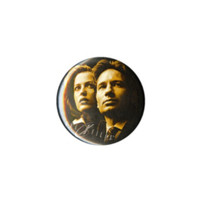 The X-Files Mulder And Scully Pin