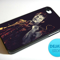 Daryl Dixson The Walking Dead iPhone 4 / 4S Case