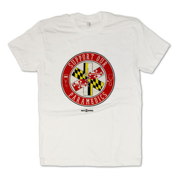Support Our Maryland Paramedics / Shirt