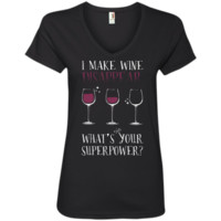 Wine Disappear SS Shirt