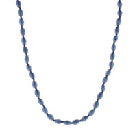 Roxanne Root Blue Sapphire Bead Necklace | Marissa Collections