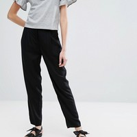 Monki Peg Leg Pants at asos.com
