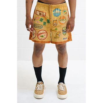 Senior Cord Rugby Shorts