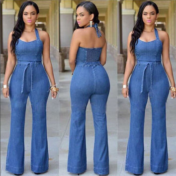 Best Bell Bottom Jumpsuit Products on Wanelo
