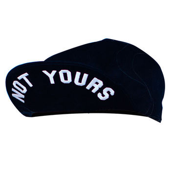 Not Yours Messenger Hat