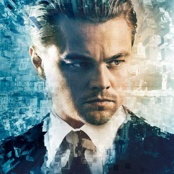 Inception 27x40 Movie Poster (2010)