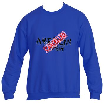 American Dream | Heavy Blend™ Fleece Sweatshirt|Underground Statements`