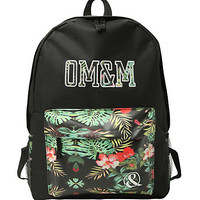 Of Mice & Men Tropical Floral Backpack