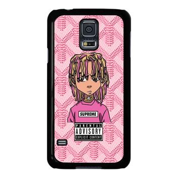 Lil Pump X Boondocks Samsung Galaxy S5 Case