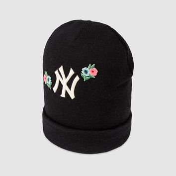 Gucci Wool hat with NY Yankees™ patch