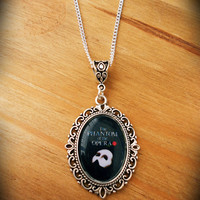 The Phantom of the Opera Necklace