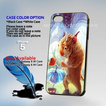 Beauty And The Beast, Photo On Hard Plastic iPhone 5 Case