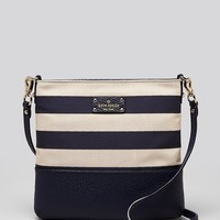 kate spade new york Crossbody - Grove Court Stripe Cora | Bloomingdale's