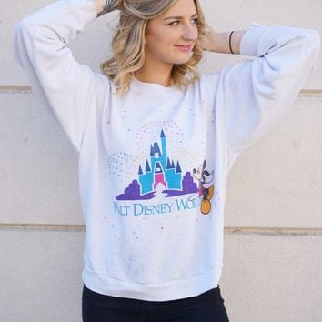 Walt Disney World Vintage Sweatshirt