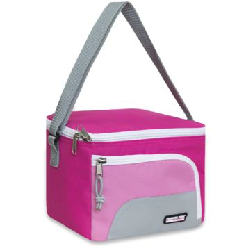 Schools In Awesome Lunch Bags Hot Pink