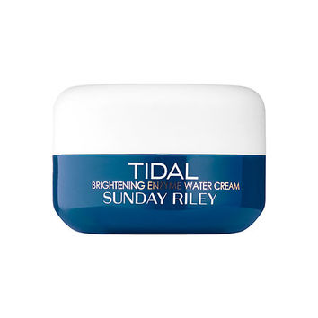 Tidal Brightening Enzyme Water Cream - SUNDAY RILEY | Sephora