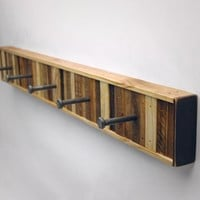 Supermarket: Chonko 5 Hook Coat Rack from Six Finger Studios