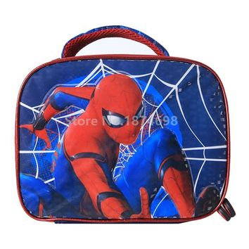 New Spider Man Lunch Bag