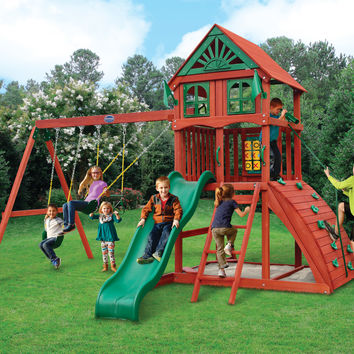 Playnation Appleton Wooden Swing Set