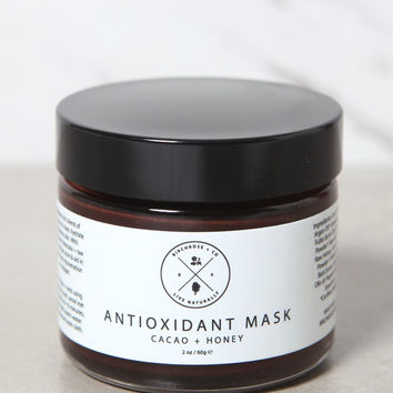 Birchrose Cacao and Honey Antioxidant Facial Mask at PacSun.com