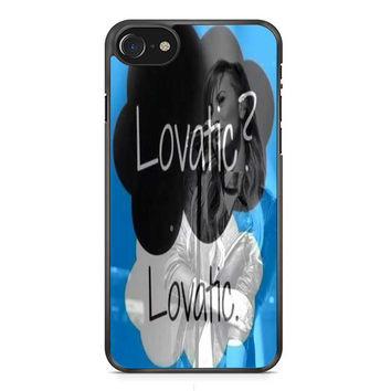 Demi Lovato Lovatic Fault In Our Stars iPhone 7 Case