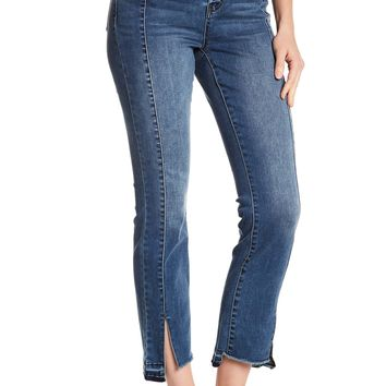 Abound | Split & Raw Hem Jeans | Nordstrom Rack