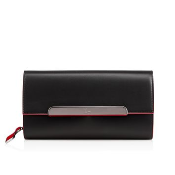 Rougissime Wallet Black Leather
