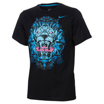Kids' Nike LeBron Lion Foundation TD T-Shirt